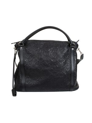 Embossed Monogram Leather Bag by Louis Vuitton - Le Dressing Monaco