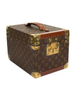 Monogram Leather Vanity-Case by Louis Vuitton - Le Dressing Monaco