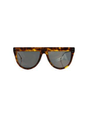 DeFender D-frame Optyl Metal Sunglasses by Fendi - Le Dressing Monaco